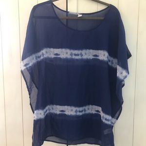 Old Navy beach coverup
